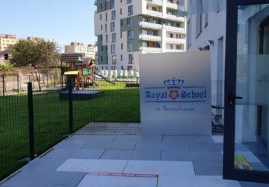 Cladire noua la Royal School in Transylvania