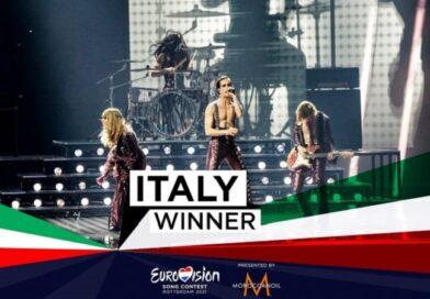 Eurovision 2021 a fost castigat de Italia