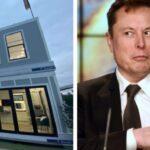 Elon Musk s-a mutat intr-o casa de 50.000 de dolari