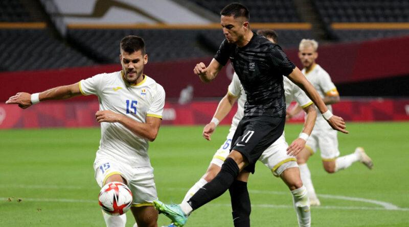 Penibila Romania Olimpic paraseste turneul de fotbal